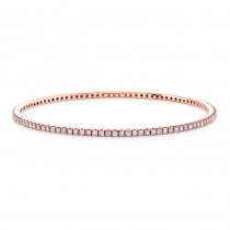 Cleo Bangle in Rose